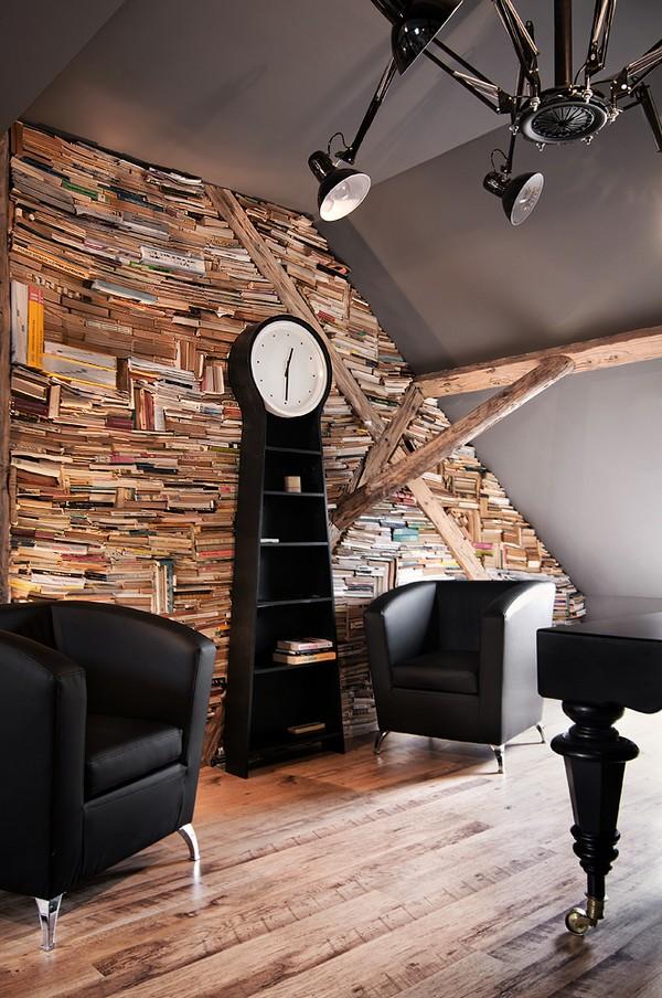Büro design ideen  Die-Wohngalerie: Erfrischend anders - Büro-Design mit neuen Ideen