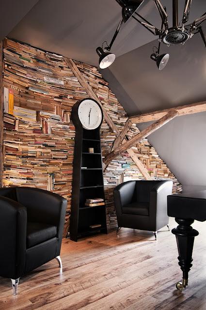 Die wohngalerie erfrischend anders b ro design mit for Garderobe x3