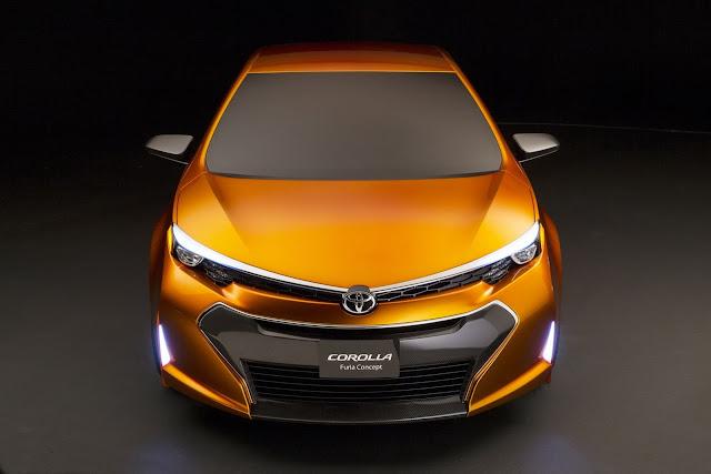 NAIAS, Corolla furia, Toyota, Corolla Furia Concept, Sport Cars, Gallery, corolla furia spec, corolla furia price