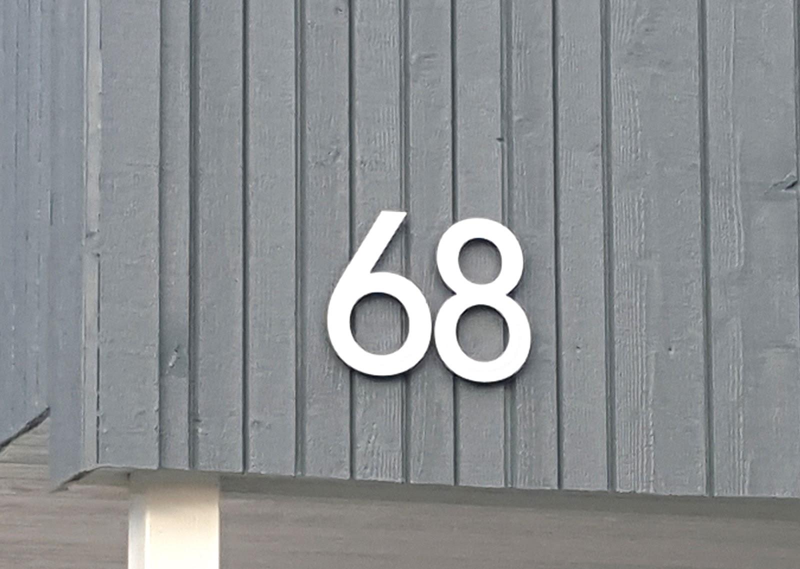 Store husnummer