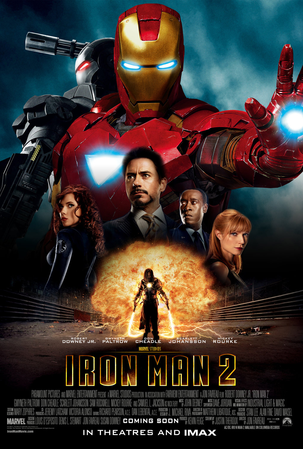 iron man 2 stream