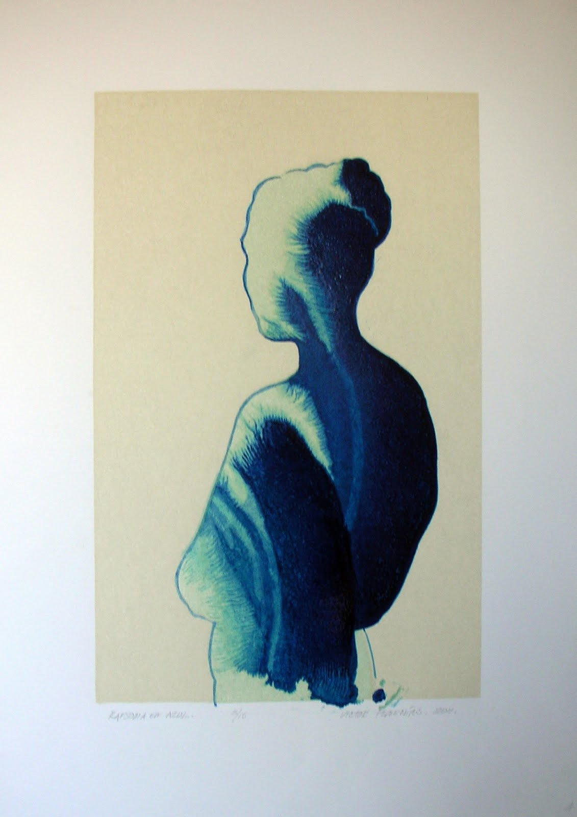 Rapsodia en Azul.