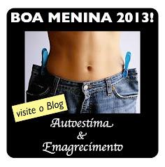 PROGRAMA BOA MENINA 2013.