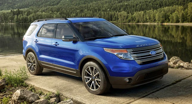 2015 Ford Explorer Price Review