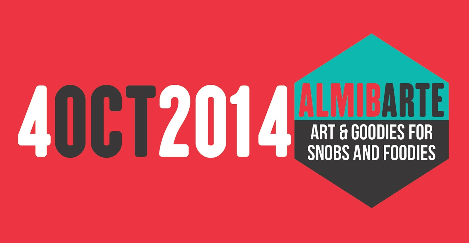 Almibarte 2014 Art and Goodies for Snobs and Foodies