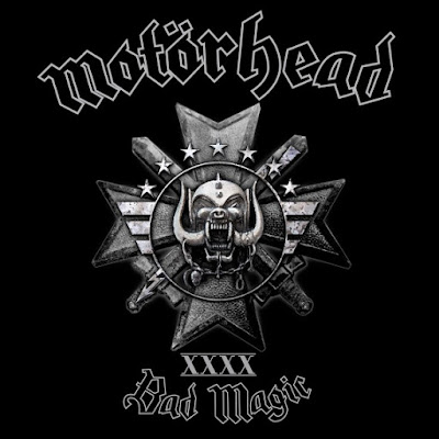 motorhead - bad magic - cover