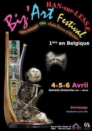 Affiche Festival - Web-bizz art festival-outsider art gricha rosov