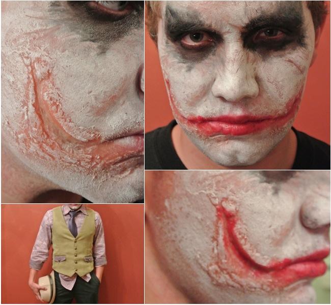 The best tutorial on heath ledger s version of the joker in the dark