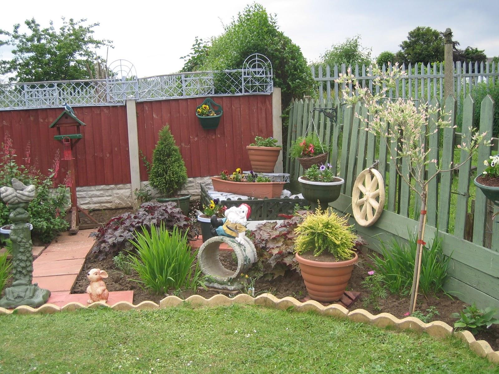 Ландшафтный дизайн сада огорода дачного участка своими руками