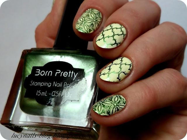 Born Pretty Store  Stamping Nail Polish nr 37