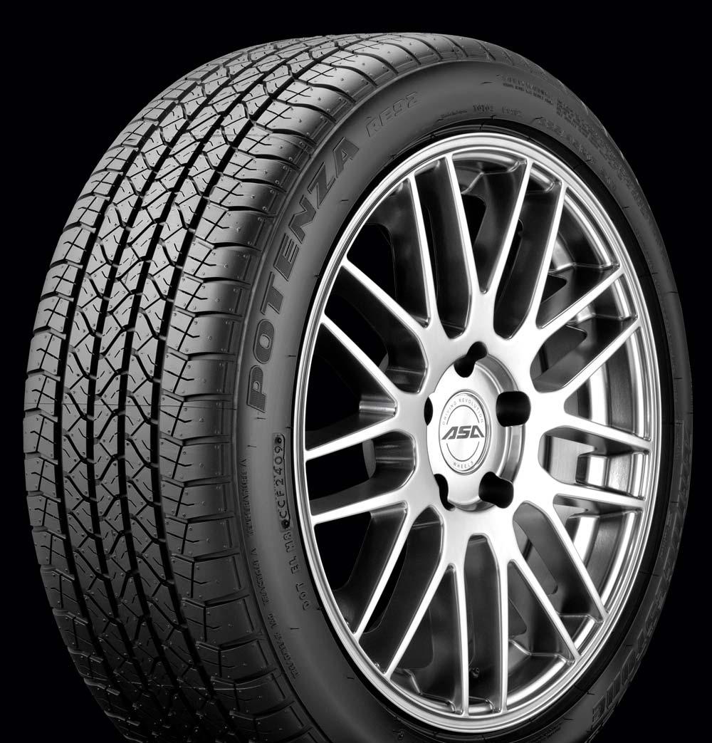 Anvelope Vara Bridgestone Potenza RE92