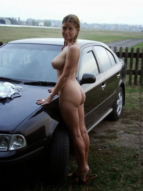 De Amadora Nua Termos Para Busca Menina Peituda Perto Carro