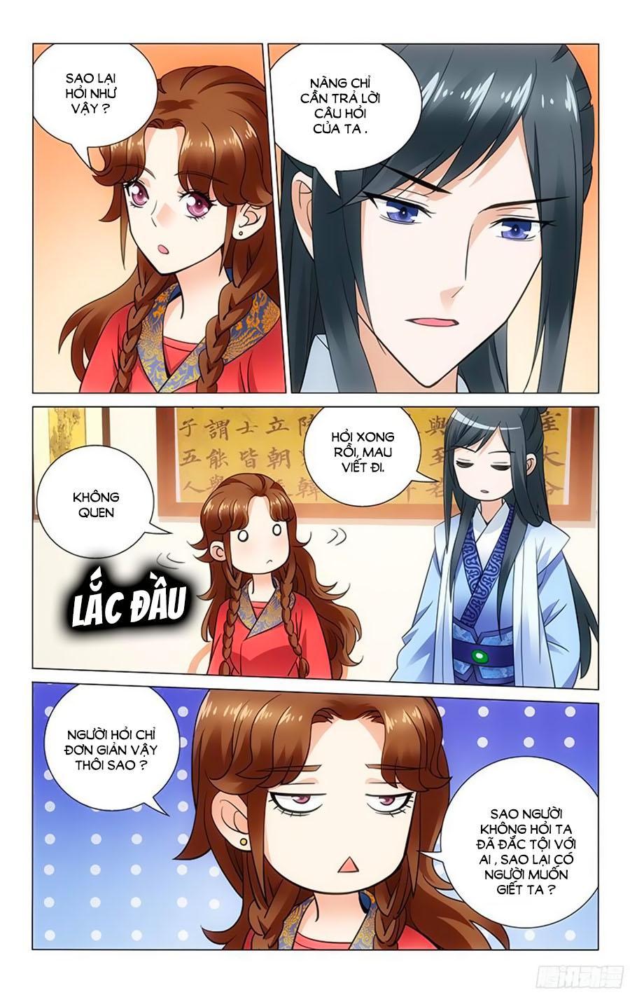 Vương Gia ! Không nên a ! Chap 58 Upload bởi Truyentranhmoi.net