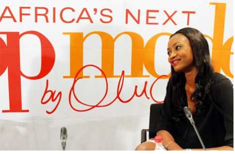 'Africa's Next Top Model'