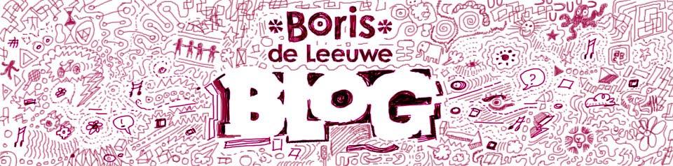 Boris de Leeuwe creative BLOG