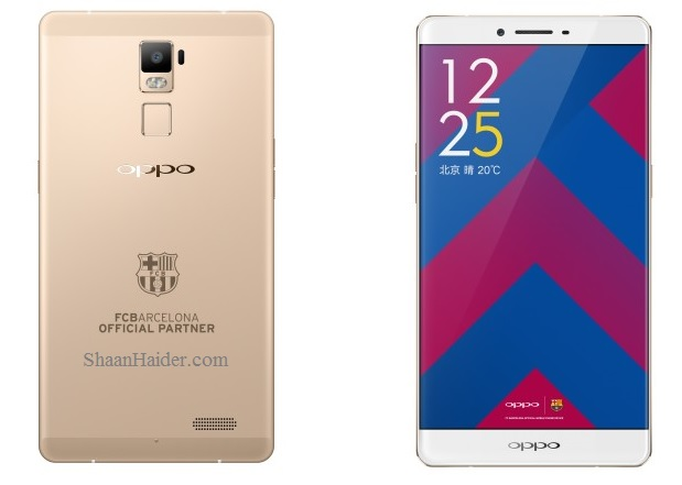 OPPO R7 Plus FCB Edition  Full Features, Hardware Specs and Pricing