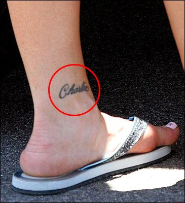 Blankdogs Cool Ankle Tattoos Gallery