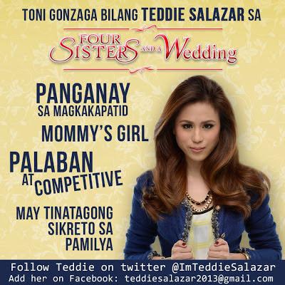 Random Trailer: Four Sisters and a Wedding