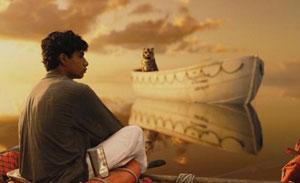 Suraj Sharma en La vida de Pi