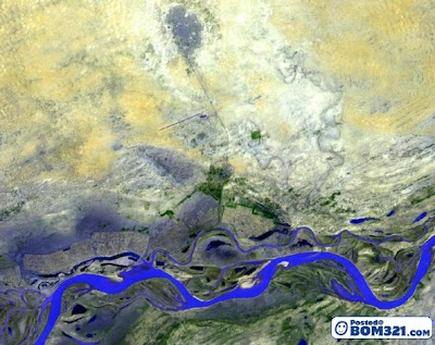 Permukaan Bumi Yang Cantik DIlihat Dari Angkasa (1)