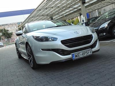Peugeot RCZ THP 200
