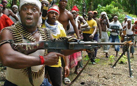 Image result for 34 ex militants NIGERIA