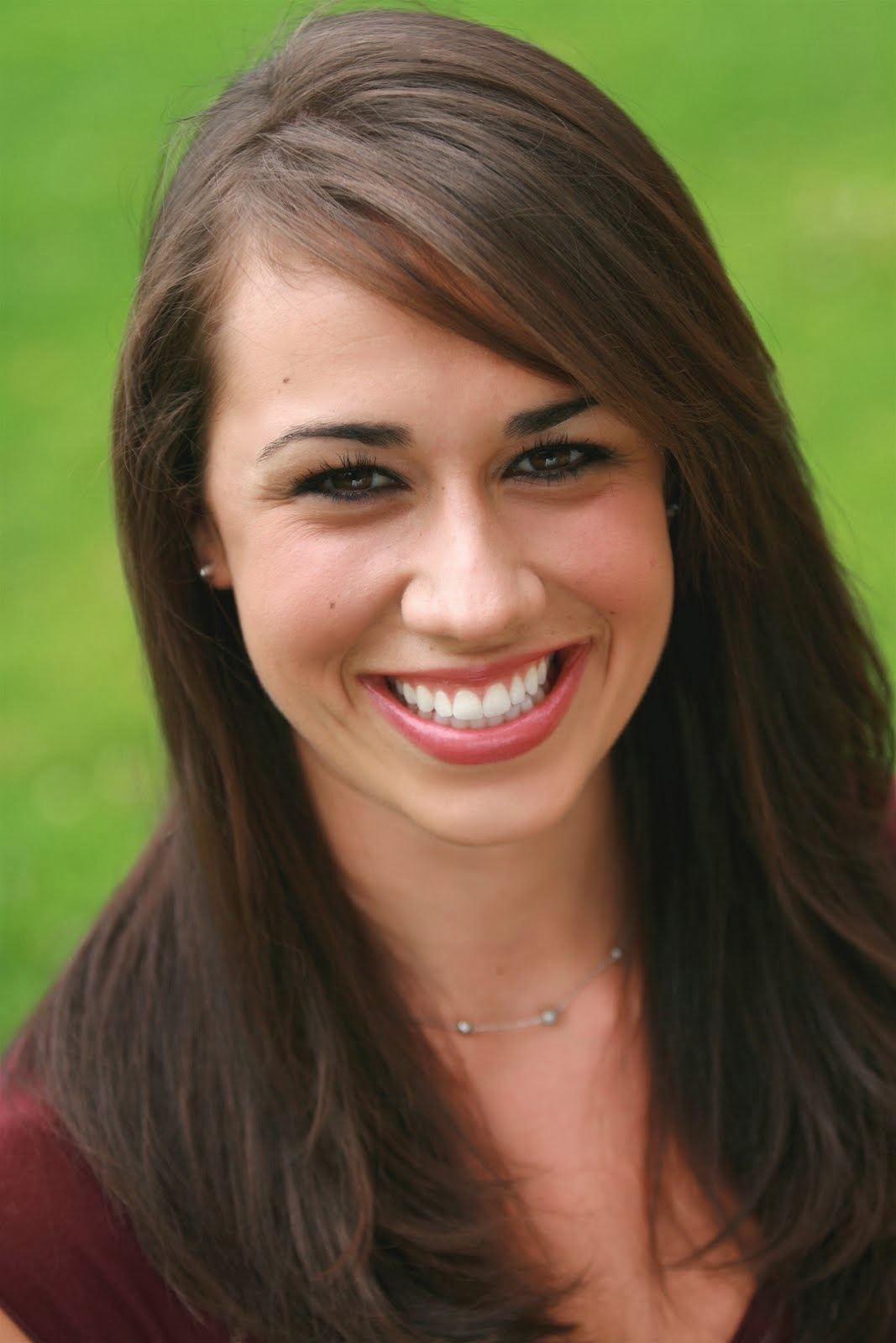 cute Colleen Ballinger hairstyle singer
