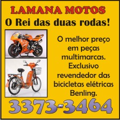 LAMANA MOTOS