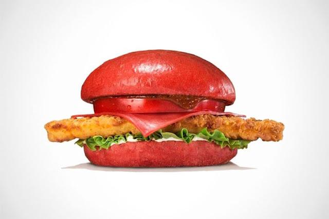 Burger King Japan - Mut zur Farbe | Der rote Samurai Whopper kommt und der Schwarze wird überholt