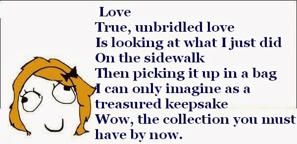 funny love poem for her - photo #4