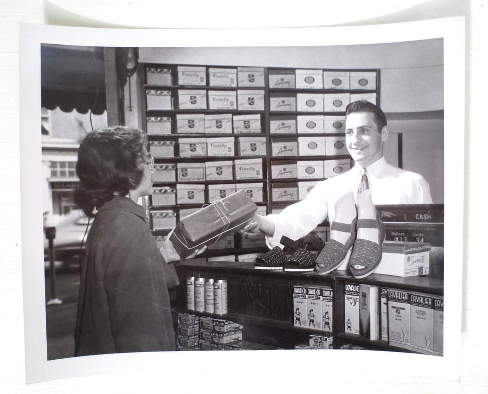 Vintage Shoes Store 70