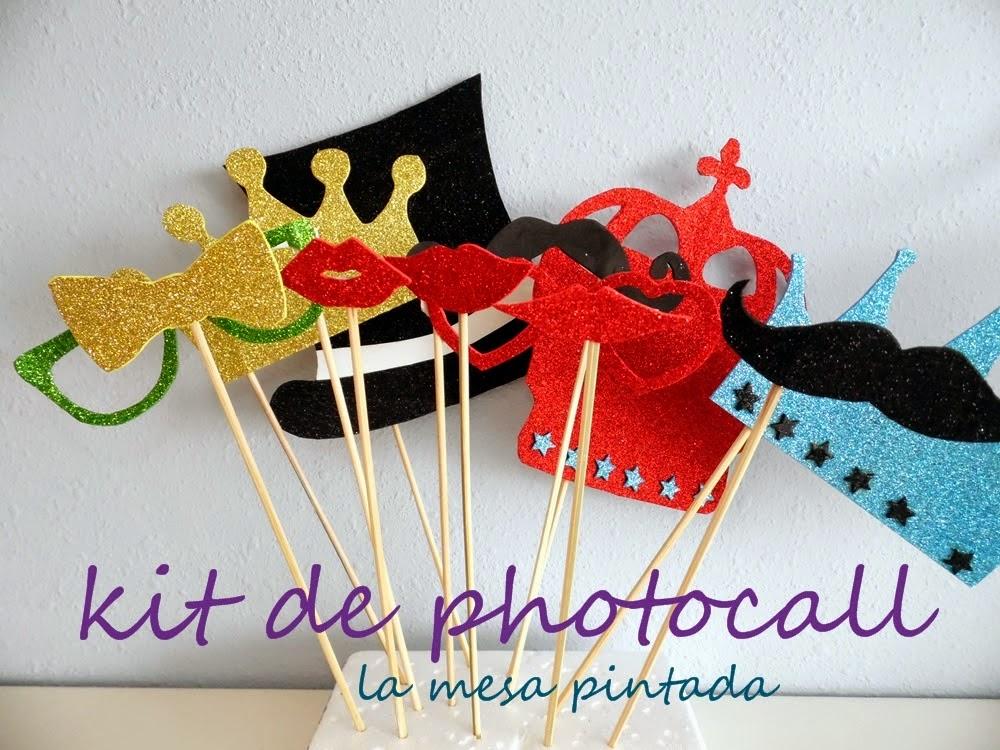 Kit para photocall
