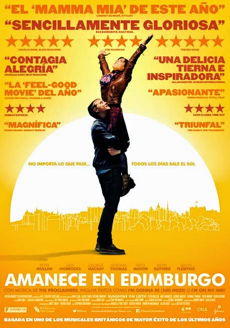 Amanece en Edimburgo (Sunshine on Leith) (2013) Online
