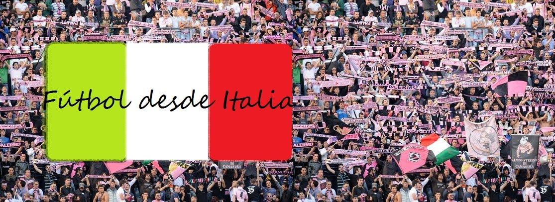 Fútbol desde Italia