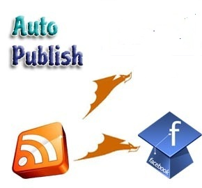 auto post on facebook