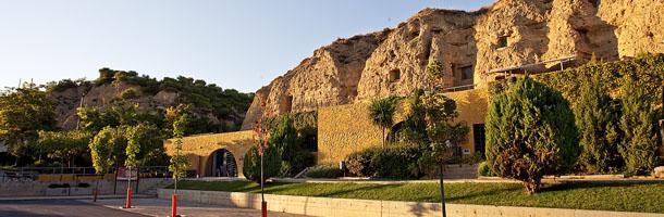 Grottes Bardeneras Valtierra