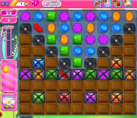 Candy Crush Saga 971
