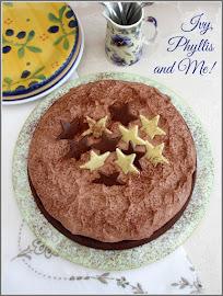 DAPHNE'S CHOCOLATE YOGHURT CAKE