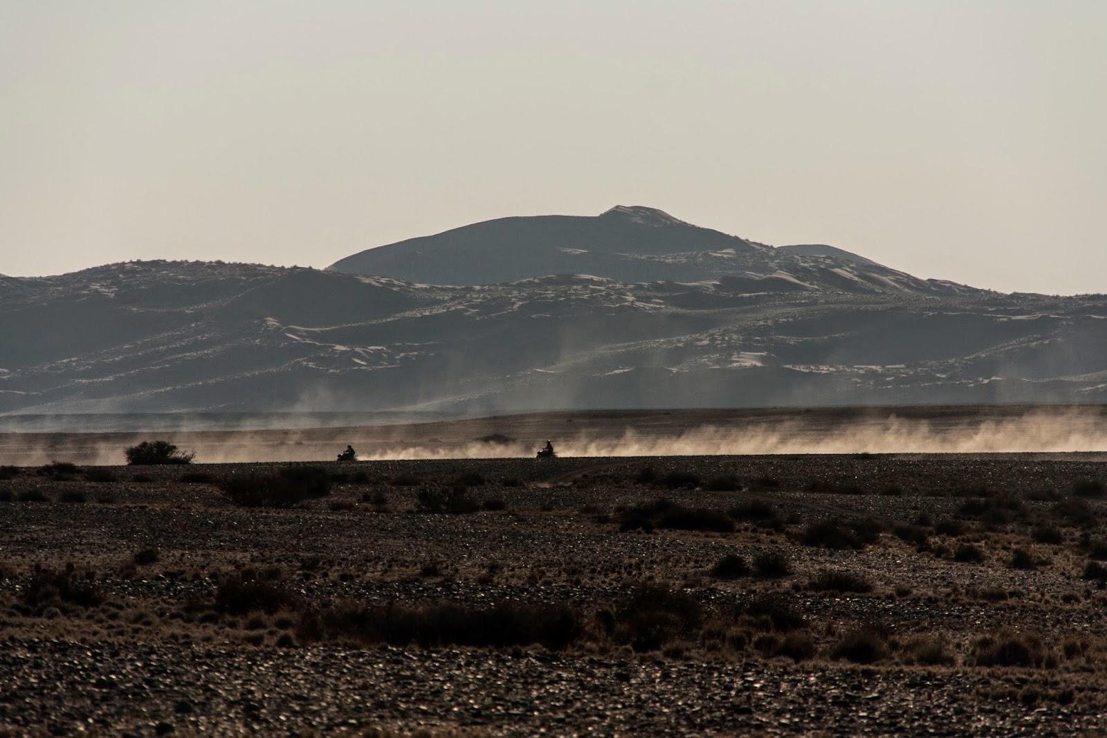 quad  biking namib desert namibia