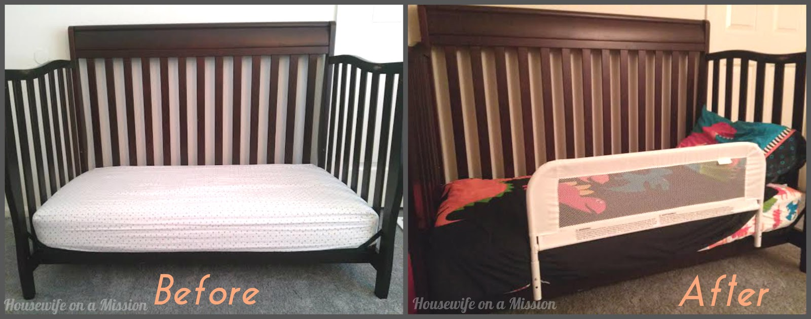 Convertible Crib Bed Rail Interesting Letus Talk About