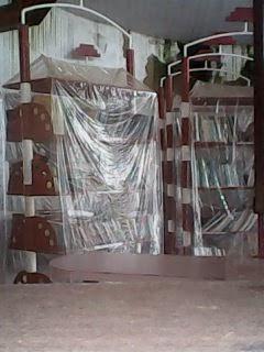 estantes..Livros