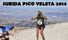 SUBIDA AL PICO VELETA 2014