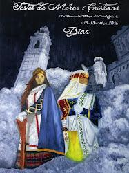 Festes de Moros i Cristians de Biar (Alacant)