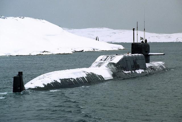 Project 667BDRM Delfin-class (NATO reporting name: Delta-IV)