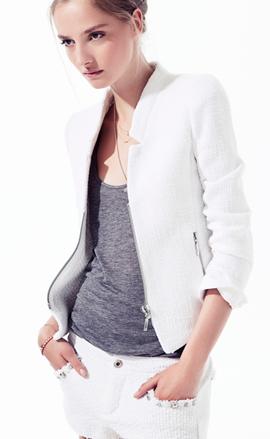 chaqueta mujer Zara