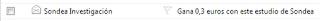ejemplo de un email sondea