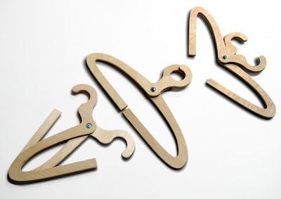 Cool Clothes Hangers and Modern Coat Hangers (25) 7
