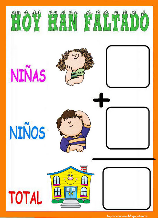 Imagenes de carteles de asistencia - Imagui