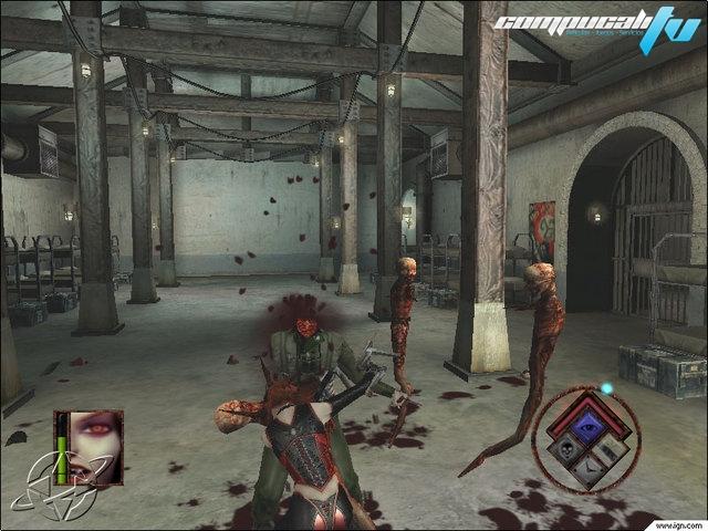 BloodRayne 1 PC Full Español Descargar DVD5