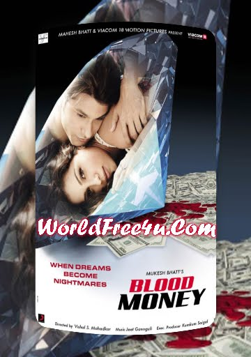 Poster Of Hindi Movie Blood Money (2012) All Full Music Video Songs Free Download Watch Online At worldfree4u.com